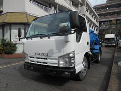 エルフトラック 吸引車 1.8トン TOKYU VL02−1NM製造2001年