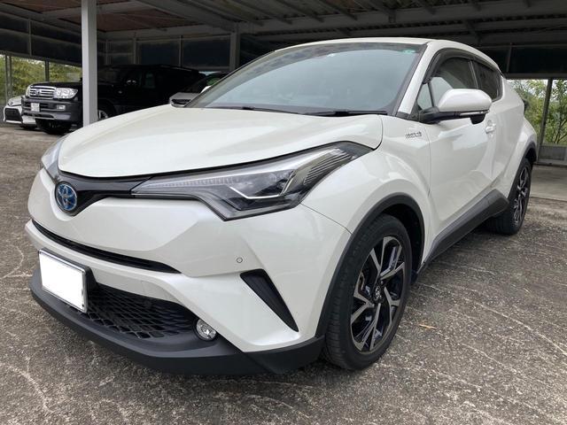 トヨタ G TVナビ レーダークルコン シートH レーンキープ スマートキ バックモニ