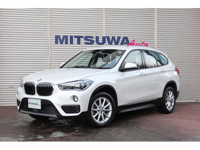 BMW xDrive 18d ディーラー車・4WD・ディーゼル・8速AT・コンフォートアクセス・クルーズコントロ―ル・パーキングアシスト・LEDヘッド・純正ナビ・Bluetooth・ETC・純正17AW