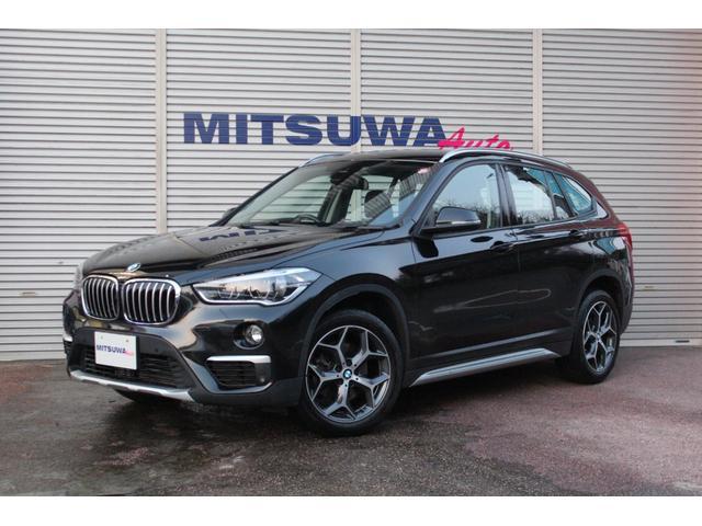 BMW xDrive 18d 4WD・ディーゼル・8速AT・コンフォートアクセス・クルーズコントロール・パーキングアシスト・ヘッドアップディスプレイ・LEDヘッドライト・純正ナビ・Bluetooth・ETC・純正18AW