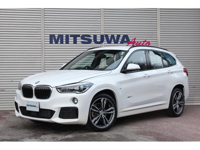 BMW xDrive 18d Mスポーツハイラインパッケージ 4WD・8速AT・OPアドバンスドアクティブセーフティPKG・コンフォートPKG・アクティブクルーズ・ヘッドアップディスプレイ・Mスポーツ専用シート&オプション19AW・純正ナビDVD・BTオーディオ