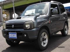 ジムニーワイルドウインド ターボ 4WD ワンオーナー車