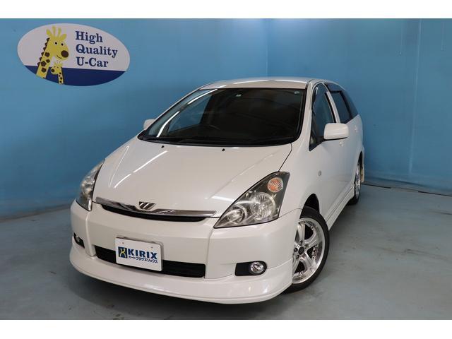 トヨタ X NEOエディション HIDライト 社外アルミ
