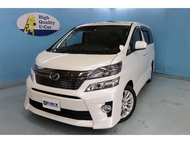 トヨタ 2.4Z Gエディション メーカーナビ ムーンルーフ
