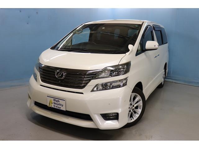 トヨタ 3.5Z メーカーオプションナビ 後席モニター ETC付  4WD 280馬力