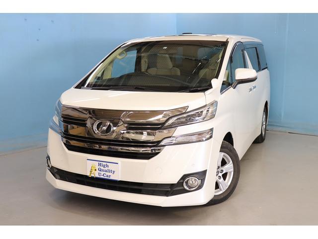 トヨタ 2.5X ナビTV LEDヘッドライト Bカメ ムーンルーフ 1オナ フルセグTV Bluetooth  ソナー ETC スマートキー SDナビ 盗難防止システム
