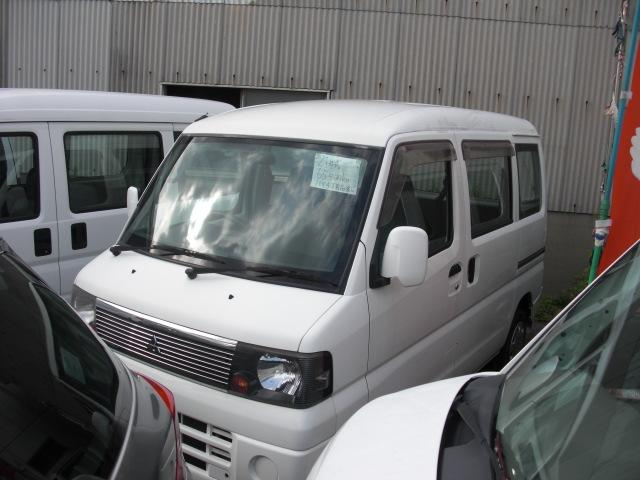 三菱 CD ワゴン用メッキグリル バックセンサー タイヤ4本新品渡