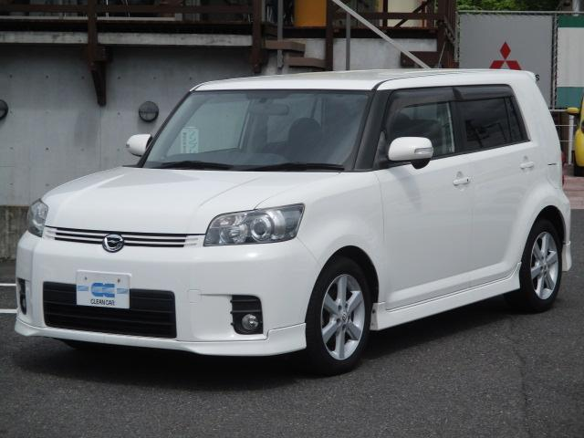 トヨタ 1.8S エアロツアラー HDDナビ パドルシフト HID