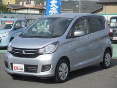 eKワゴンM e−アシスト 当社試乗車 シートヒーター