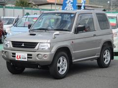 パジェロミニVR 4WD ターボ 走行距離1.2万km