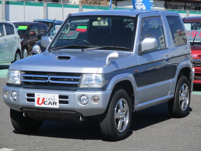 三菱 アクティブフィールドエディション 4WD ターボ ETC