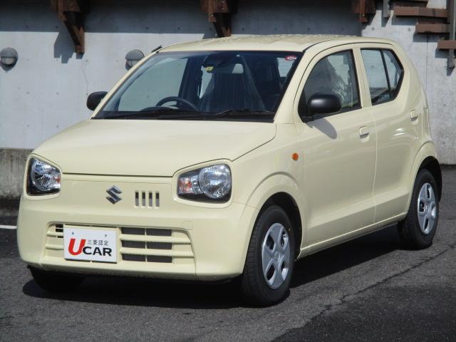 スズキ Lセーフティサポ-ト 届出済未使用車 純正CDデッキ