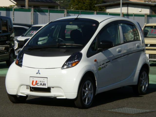 三菱 M メモリーナビ バックカメラ ETC シートヒーター 急速充電