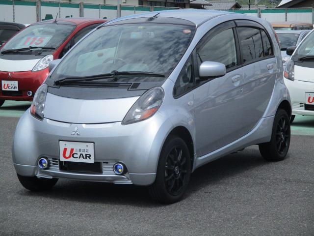 三菱 M 社外ナビ バックカメラ 電格ミラー シートヒーター 社外アルミ ETC フォグランプ 革巻きMOMOシフトノブ 革巻きステアリング 電池残存率105%