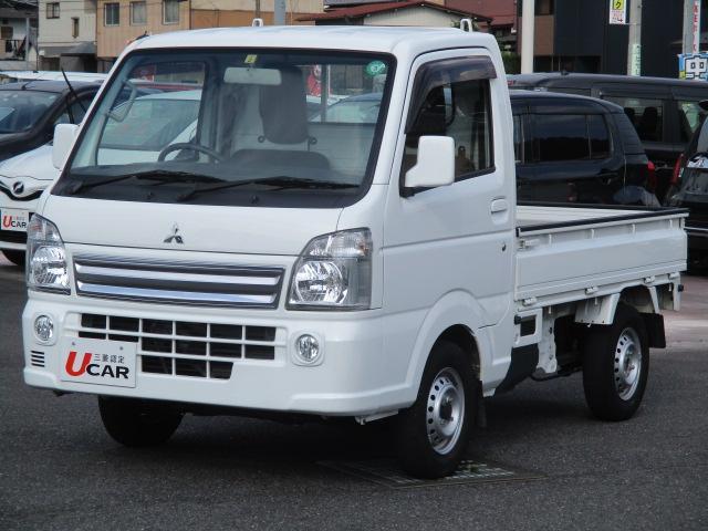 三菱 G 4WD 5速マニュアル キーレス パワーウィンド デフロック フォグランプ CDデッキ 走行距離2.2万km