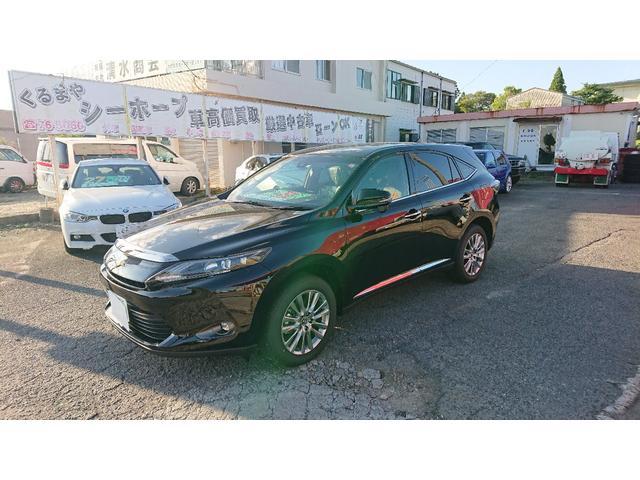 トヨタ プレミアム 登録済未使用車 ワンオーナー ETC