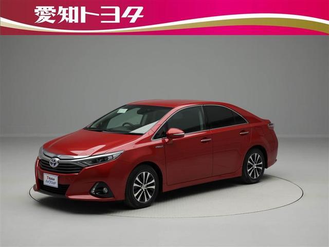 トヨタ S Cパッケージ メモリーナビ フルセグ パワーシート CD