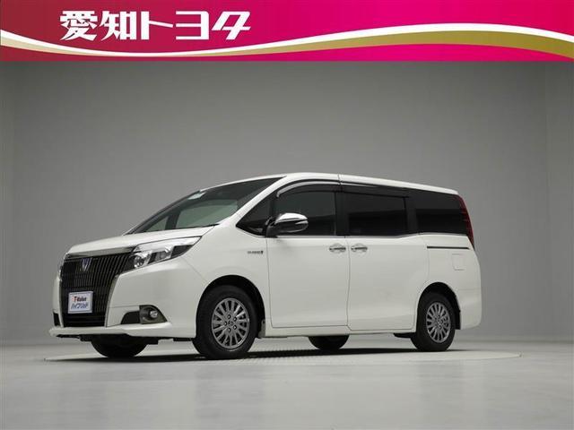 トヨタ ハイブリッドGi ブラックテーラード ETC メモリーナビ