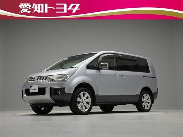 三菱 G プレミアム HDDナビ フルセグ スマートキ- ETC