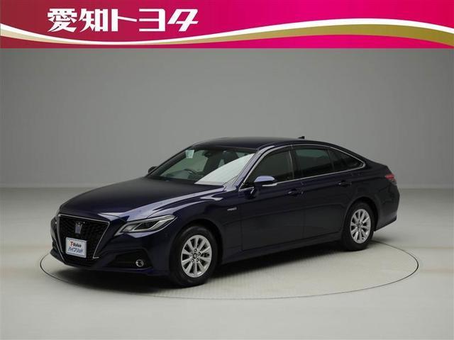 「トヨタ」「クラウンハイブリッド」「セダン」「愛知県」の中古車