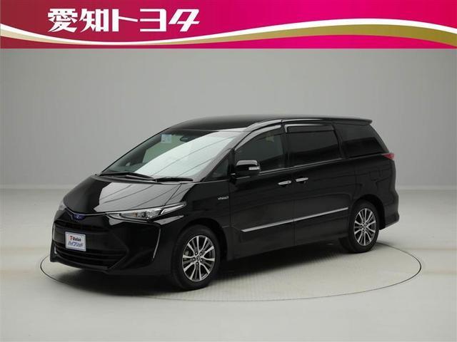 トヨタ アエラス プレミアム-G 1オーナー ETC スマートキ-