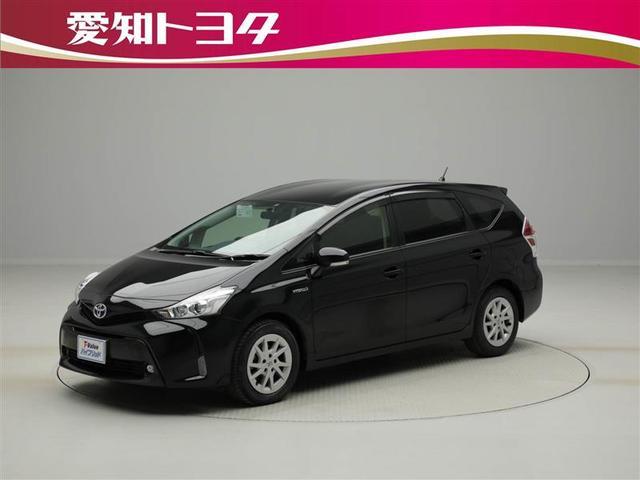 トヨタ S メモリーナビ フルセグ スマートキ- ETC 純正アルミ