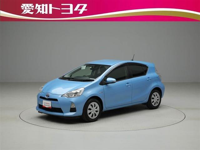 トヨタ アクア S バックモニター メモリーナビ ワンセグTV スマートキ-