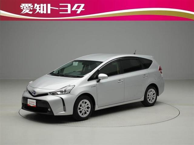 トヨタ G バックモニター パワーシート 純正アルミ スマートキ-