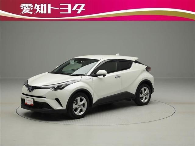 トヨタ HV S LEDエディション スマートキ- 純正アルミ CD