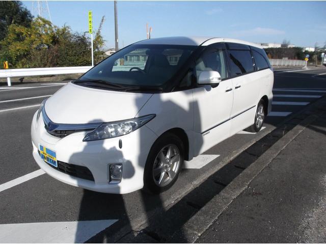 トヨタ X サイドリフトアップシート 左パワースライド