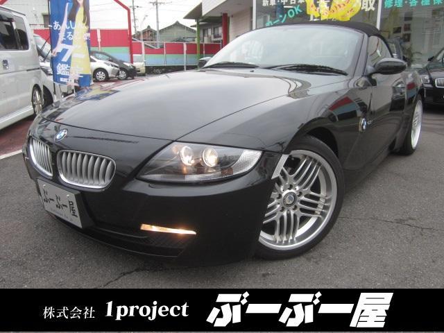 BMW Z4 ロードスター2.5iアルピナ18HDDナビTV電動O...