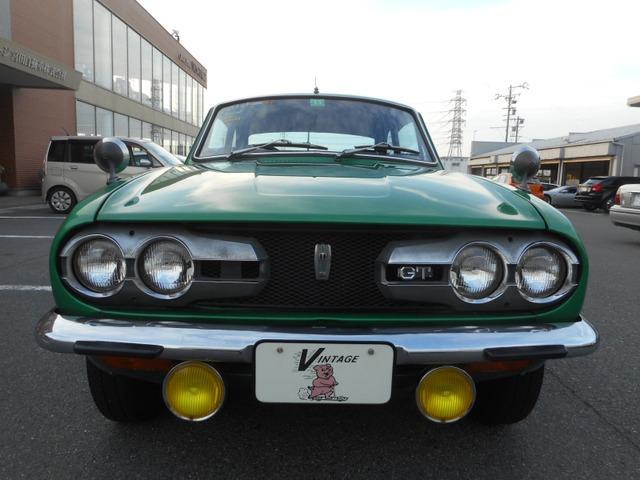 いすゞ クーペ GT 1800GT Nグレード オリジナル