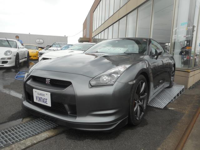 日産 GT-R プレミアムエディション 4WD