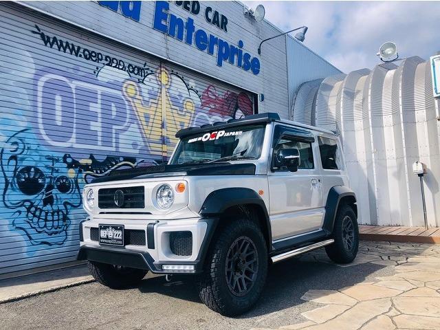 スズキ ジムニーシエラ JC 4WD OEP仕様Gminiコンプリ-トカ-登録済未使用車