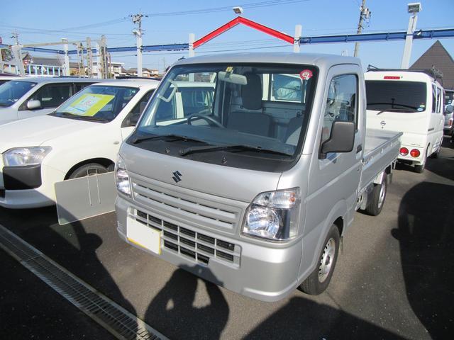 スズキ KCエアコン・パワステ4WD 5MT