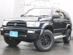 ハイラックスサーフSSR−XLTD サンルーフ 背面レス MK46