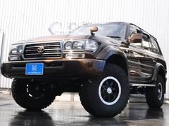 ランドクルーザー80VXーLTD 1No 背面レス 地デジSDナビ