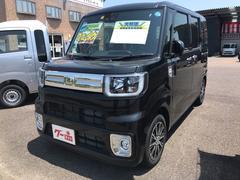 ウェイクGターボSAIII 軽自動車 LED AT