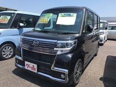 タントカスタムX トップエディションSAIII 軽自動車 LED
