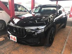 マセラティ レヴァンテグランスポーツ フルセグTV レザーシート 4WD AW21