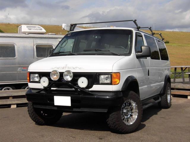 フォード XL リフトアップ カスタムバンパー サイドオーニング