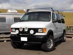 フォード エコノラインXL リフトアップ カスタムバンパー サイドオーニング