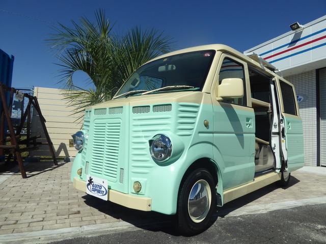 スズキ ジョインターボ フレンチバス 軽キャンピングカー