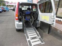 ムーヴ車椅子スローパースライド電動固定式