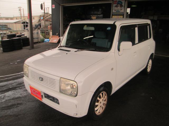 スズキ LリミテッドII 車検整備付 保証付 CD エアコン オートマ
