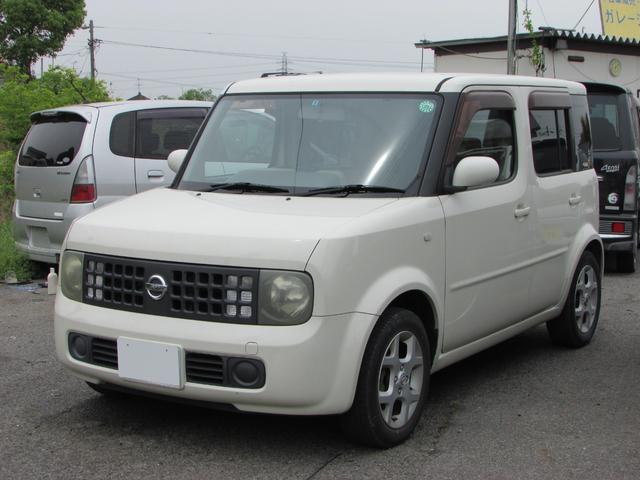 「日産」「キューブ」「ミニバン・ワンボックス」「愛知県」の中古車