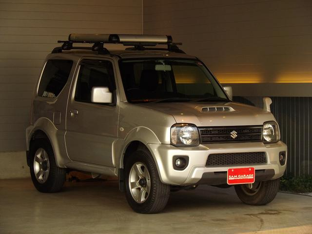 スズキ ベースグレード 4WD ルーフラック 背面ハードカバー