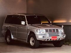 パジェロワイド エクシード 寒冷地仕様 ディーゼルターボ 4WD