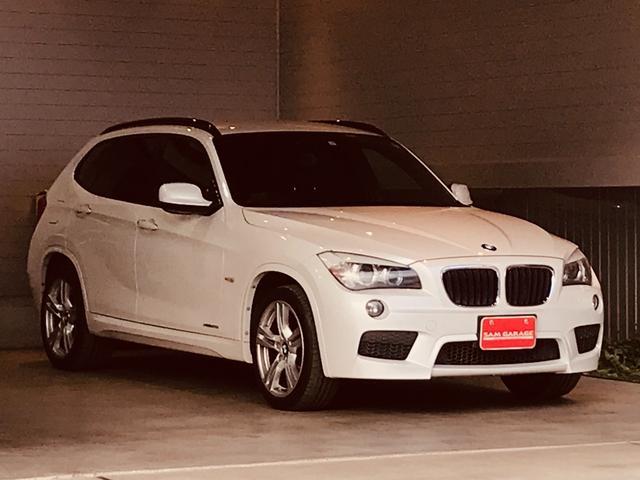BMW X1 xDrive 20i Mスポーツパッケージ カロッツェリアSDナビ フルセグTV レーダー コンフォートアクセス