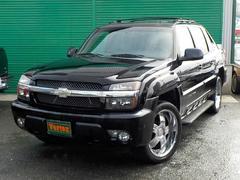 シボレー アバランチZ71 4WD サンルーフ 22AW 1ナンバー登録OK